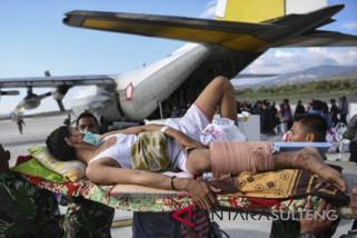 Arus penumpang di Bandara Mutiara berangsur normal, harga tiket melambung