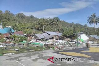 Lima desa Kulawi terdampak gempa-banjir rusak berat