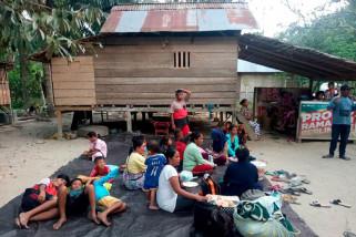 Korban gempa-tsunami Sindue trauma berat