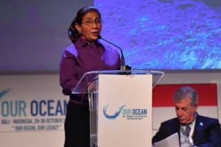 Menteri Susi: revitalisasi laut harus dilakukan