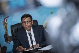 Wiranto: Laut China selatan harus diselesaikan damai