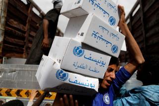 PBB: setengah rakyat yaman terancam kelaparan