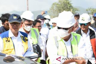 Kementerian PUPR selesaikan 506 unit hunian sementara