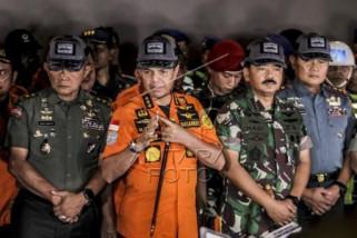 Panglima TNI; sinyal kotak hitam Lion JT 610 ditemukan