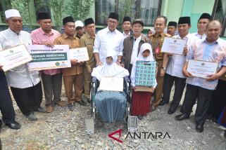 Bantuan Kementerian Agama untuk Sulteng capai Rp14 miliar