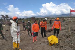 Tim SAR kembali evakuasi dua korban likuifaksi