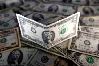 Dolar AS sentuh tertinggi 16 bulan, Euro dan Pound tertekan