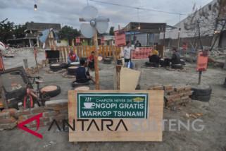 Kopi gratis warkop tsunami