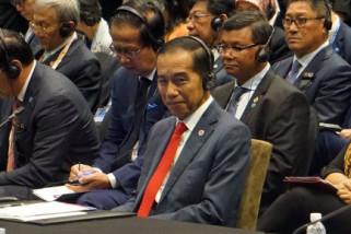 Presiden sampaikan pengurangan ketimpangan di KTT APEC