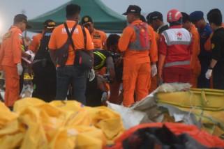 DVI: 98 korban JT 610 teridentifikasi