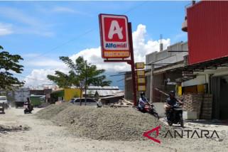 Anggaran rehabilitasi jalan di Palu Rp10 miliar