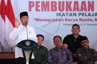 Presiden Jokowi buka muktamar Pemuda Muhammdiyah