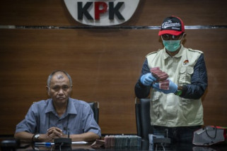 KPK tetapkan Bupati Pakpak Barat tersangka