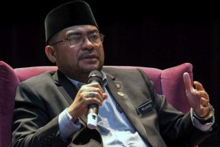 Menag Malaysia gunakan pesawat Garuda ke Palu