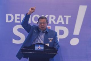 SBY mengaku menahan emosi 10 tahun soal century