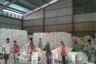 Bulog Sulteng: penyerapan beras masih di bawah target
