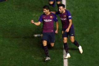 Barcelona amankan posisi puncak Liga Spanyol