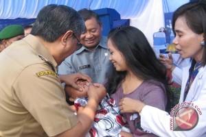 Imunisasi Campak Di Sultra Targetkan 239.595 Balita