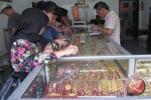 Harga Emas Perhiasan Kendari Rp535.000/gram