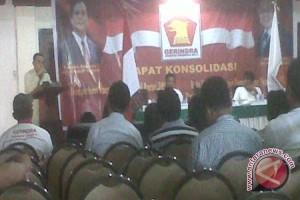 Gerindra Kendari Konsolidasi Jelang Pemilu 2014