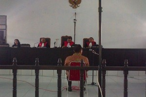 Direktur PT KMI Dituntut Delapan Tahun Penjara