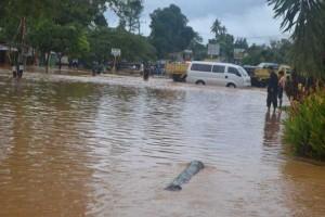 Lima Desa Dikecamatan Mowewe Dan Uluiwoi Kebanjiran