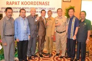 Wali Kota Kendari Curhat Dengan BPK