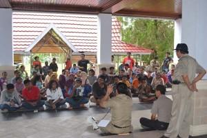 Aksi Demo Pedagang Minta Pengelola Pasar Dicopot