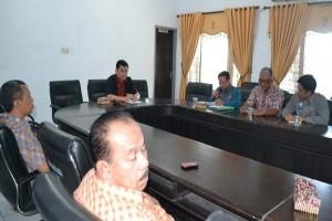 DPRD-BLH Sultra Klarifikasi Amdal Hotel Clarion