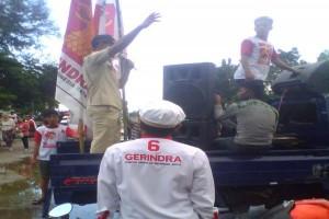 DPC Gerindra Kendari Targetkan Lima Kursi DPRD