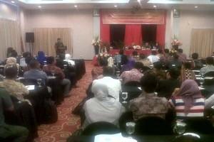 Kemenag Sultra Bintek Anggaran Apbn 2014