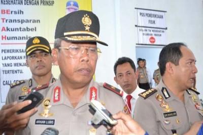 Polda-Rekrutmen Bintara 2014