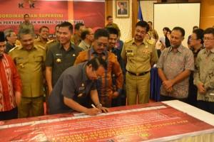 KPK: Laporkan Petinggi Tni-polri Beking Tambang
