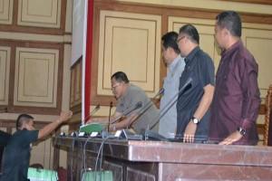 DPRD Sultra Apresiasi Manajemen Pengelolaan Keuangan Pemprov