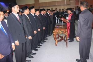 35 Anggota DPRD Kolaka Dilantik