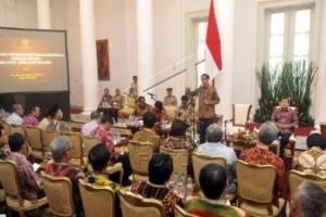 Jokowi: Percuma Bicara Pertumbuhan Ekonomi Tanpa Pemerataan