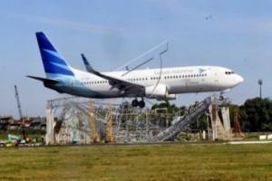 Garuda Kurangi Frekuensi Penerbangan Awal Ramadhan
