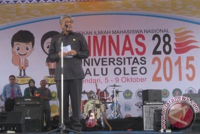 Gubernur Sultra Memotivasi Mahasiswa Ciptakan Inovasi