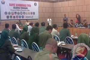 BI Gelar Rapat Koordinasi TPID Se-Sultra