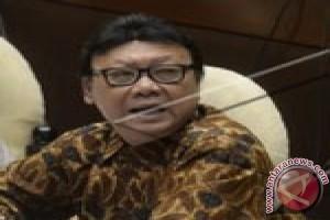 Mendagri: Pelantikan Wali Kota-Bupati 17 Februari 2016
