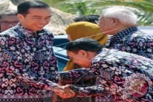 Presiden Hadiri HPN 2016 Di Lombok