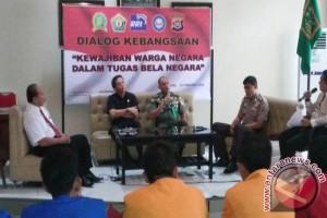 Dialog Kebangsaan Korem  Libatkan Ormas Dan Mahasiswa