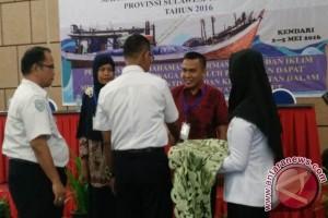 25 Nelayan Kendari Ikuti Sekolah Lapang Iklim
