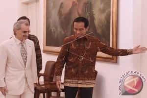 Pangeran Arab Ingin Meningkatkan Investasi Di Indonesia