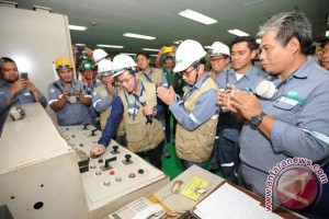 Antam Operasikan Elektrik Furnace-2