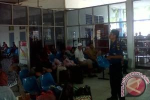 Pedagang Asongan Protes Kebijakan Kantor Pelabuhan Murhum Baubau