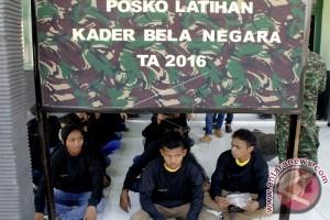 Ratusan Mahasiswa-Pelajar Kupang Ikut Kegiatan Bela Negara