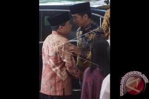 Presiden-Wapres Buka Bersama Di Kediaman Ketua DPR