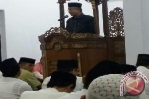 Gubernur Sultra Safari Ramadhan Di Kolaka Timur
