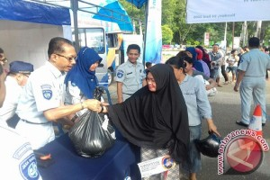 Jasa Raharja Sultra Gelar Pasar Murah Ramadhan